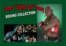 "James ""Lights Out"" Toney - Boxing Collection"