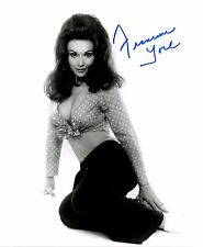 FRANCINE YORK SEXY FULL BODY SHOT AUTOGRAPHED 8X10 PHOTO