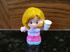 Fisher Price Little People Sweet Sounds home house Mom lady girl cup coffee part