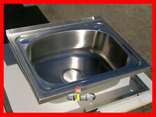 NEW Commercial Hand Sink Washing Basin Food Grade Stainless Steel