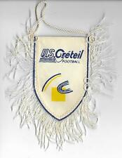 US CRETEIL FRANCE FOOTBALL CLUB OFFICIAL SMALL PENNANT OLD