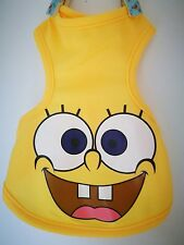 SPONGEBOB Animale Domestico Cucciolo Cane Gatto vest sweater Apparel Pasqua Primavera Estate Costume S