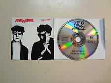 CURE: BBC 1985 Concert-Euro. Compact Disc Wild Angel RSCD 2 Silver PCV