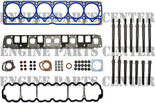 VICTOR Head Gasket Set MLS+BOLTS for 1999-2006 Jeep 4.0L Grand Cherokee Wrangler
