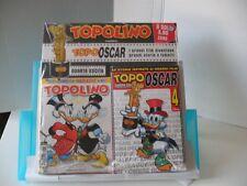 TO4 TOPOLINO n. 2780 EDICOLA BLISTERATO con TOPO OSCAR 4