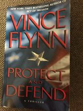 Protect and Defend No. 10 by Vince Flynn (2009, Paperback)