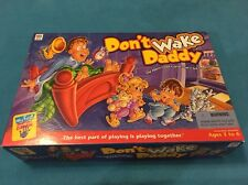 1999 Milton Bradley Don't Wake Daddy Game - 100% Complete Tested Working