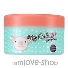 [Holika Holika] Pig-Collagen jelly pack 80g Wrinkle, Moisturizer, care