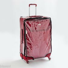 "Blasani™ ""XL"" Luggage Cover Protector Suitcase Clear PVC Cover Fits 29""~30"" Bags"