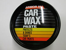Vintage Armor All Car Wax Paste - 14 oz. Can