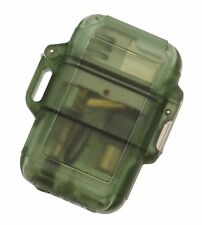 WINDMILL Lighter ZAG All Weather waterproof Green Smoke 362-0029-01 Japan Import