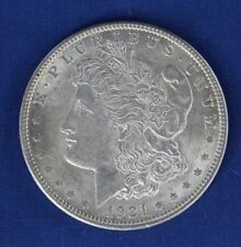 1921 United States Morgan Silver Dollar coin   (X2/8)