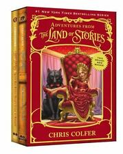 NEW Adventures from the Land of Stories Boxed Set: The Mother Goose Diaries