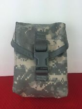 NEW MILITARY USGI IFAK Pouch - ACU INDIVIDUAL FIRST AID KIT (IFAK) POUCH