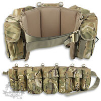 MTP / MULTICAM 3 POUCH PARA AIRBORNE WEBBING BRITISH ARMY MILITARY