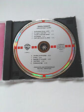 Donna Summer CATS WITHOUT CLAWS cd WARNER BROS.West Germany TARGET 1ST.PRESS