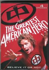 The Greatest American Hero:Believe It or Not (DVD) William Katt, Connie Sellecca