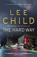 The Hard Way (Jack Reacher 10) by Lee Child Perfect Paperback NEW 9780857500137