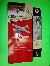 #20 TEXACO 1937 STINSON RELIANT SR-9 AIRPLANE SPECIAL EDITION - BOX ONLY
