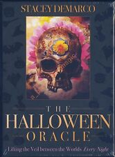 NEW The Halloween Oracle Cards Deck Stacey Demarco Jimmy Manton