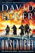 Dan Lenson Novels: Onslaught : The War with China--The Opening Battle 16 by...