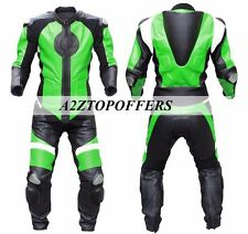 New Customized Track Day Motorbike Motorcycle Racing Leather Suit 1&2 Piece Suit
