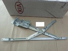 KIA PREGIO 2002-2005 GENUINE BRAND NEW WINDOW REGULATOR LH FRONT