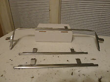 1978 1979 1980 Oldsmobile Cutlass 442 Supreme 3 Piece Trunk Deck Trim Molding