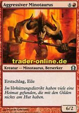 2x Aggressiver Minotaurus (Minotaur Aggressor) Return to Ravnica Magic