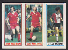 Topps - Footballers (Blue Back) 1981 - # 65 66 95 Middlesbrough Southampton