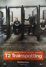 T2 Trainspotting Advance A Danny Boyle Original Movie Poster Double Sided 27x40