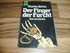 Charles Birkin -- der FINGER der FURCHT // 7 Horror-Stories