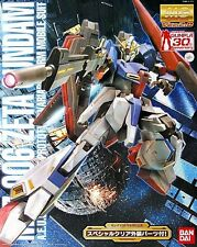 BANDAI MOBILE SUIT GUNDAM 機動戰士 MG  MSZ-006 Z Gundam Ver.2.0 ZETA 1/100 scale kit