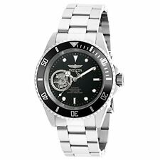Invicta Pro Diver Automatic Black Dial Stainless Steel Mens Watch 20433
