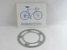 "Benotto Chainring Pantograph 54t Track 144 BCD 1/8"" Vintage racing bicycle NOS"