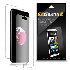 4X (4 Front + 4 Back) EZGuardZ FULL BODY Screen Protector For Apple iPhone 7