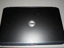 BLACK Vinyl Lid Skin Cover Decal fits Dell Latitude E5420 Laptop