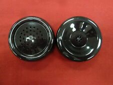 New Black Handset Replacement Caps for Payphone Payphones Pay Phone Telephone