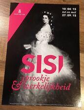 AUSSTELLUNGSKARTE Kaiserin Elisabeth von Österreich - Sisi - SISSI (Niederlande)