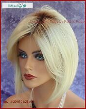 """MAY"" RENE OF PARIS NORIKO WIG  *CHAMPAGNE  R *NEW IN BOX WITH TAGS 531"