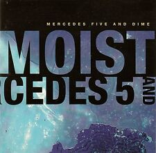 MOIST : MERCEDES FIVE AND DIME / CD - TOP-ZUSTAND