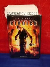 Chronicles of Riddick (DVD, 2004, Full Frame)