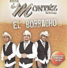 Grupo Montez De Durango: Borracho  Audio CD
