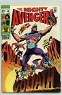 AVENGERS #63 ( 1969) HAWKEYE BECOMES GOLIATH ( YELLOWJACKET WASP VISION PANTHER)