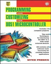 Programming and Customizing the 8051 Microcontroller (Tab Electronics -ExLibrary