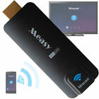 A2W Miracast TV Chromecast DLAN Airplay EZCast HDMI WIFI Bluetooth Dongle Black