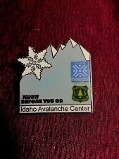 2012 Special Olympics World Winter Games Idaho USA lapel tie hat tack pin