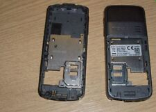 Genuine Nokia 3109 3109c  Back Housing Fascia Cover Grey With Mic & Power Socket