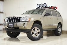 2005 Jeep Grand Cherokee Limited Sport Utility 4-Door