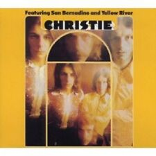 CHRISTIE FEAT.SAN BERNARDINO AND YELLOW RIVER - CHRISTIE  CD 21 TRACKS POP NEU
